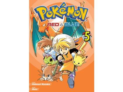 Pokémon Red a Blue 5