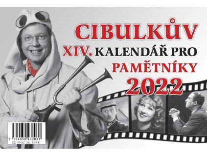 Cibulkův kalendář pro pamětníky 2022