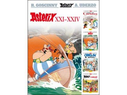 Asterix XXI - XXIV