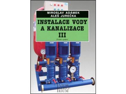 Instalace vody a kanalizace III