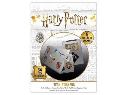 Samolepky Harry Potter