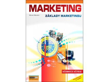 Marketing Základy marketingu učebnice učitele