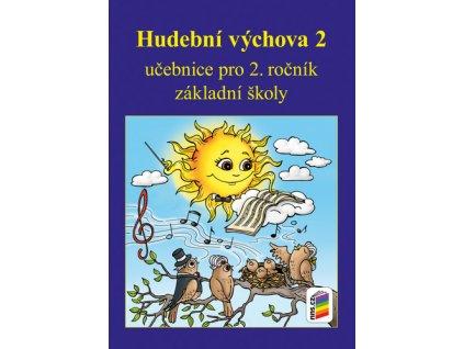 Hudební výchova 2 učebnice