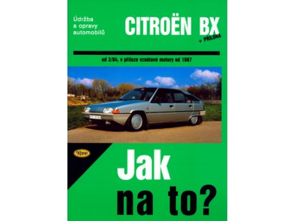 Citroën BX 16,17 A 19 od 3/84