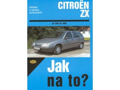 Citroën ZX od 1991 do 1998