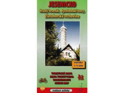 Jesenicko 1:75 000