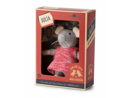 Figurka myšky Julie