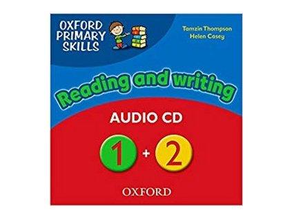Oxford Primary Skills 1 - 2 Audio CD