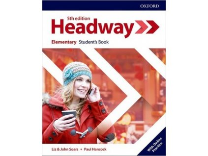 New Headway Fifth Edition Elementary Student's Book with Online Practice