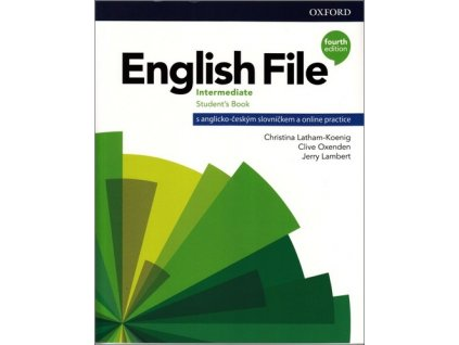 English File Fourth Edition Intermediate (Czech Edition)