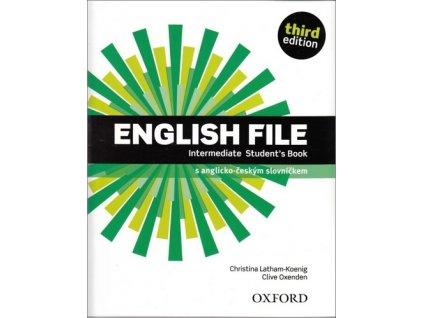 English File Third Edition Intermediate Student's Book (Czech Edition)