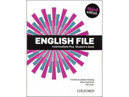 English File Third Edition Intermediate Plus Student's Book