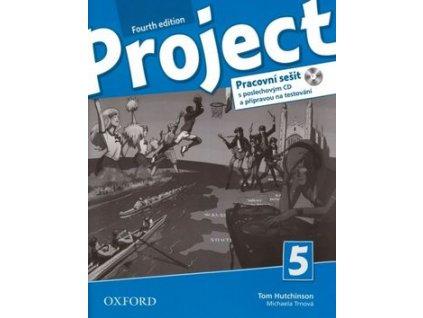 Project Fourth Edition 5 Pracovní sešit