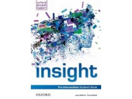 Insight Pre-intermediate Student´s Book