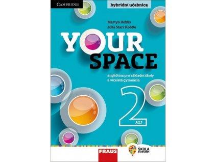Your Space 2 Hybridní učebnice