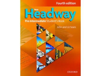 New Headway Fourth Edition Pre-intermediate Student's Book