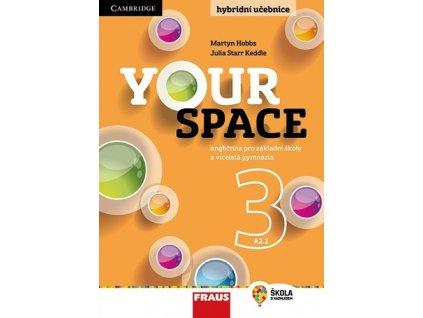 Your Space 3 Hybridní učebnice