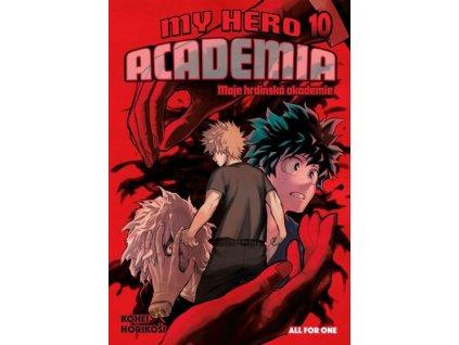 My Hero Academia 10 Moje hrdinská akademie