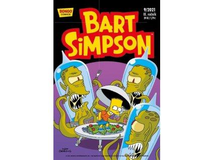 Bart Simpson 9/2021