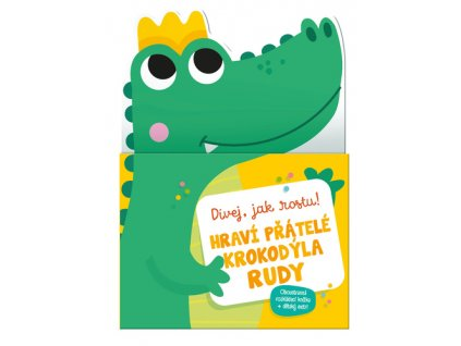 Hraví přátelé krokodýla Rudy