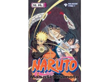 Naruto 52 Shledání týmu 7