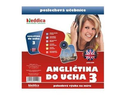 CD Nová angličtina do ucha 3.