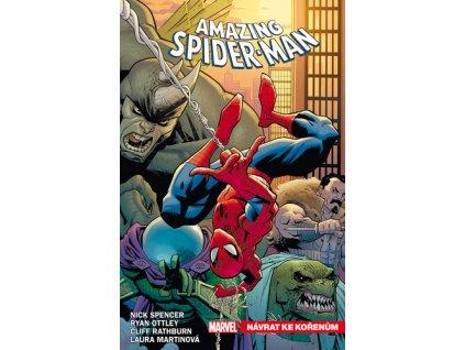 Amazing Spider-Man Návrat ke kořenům
