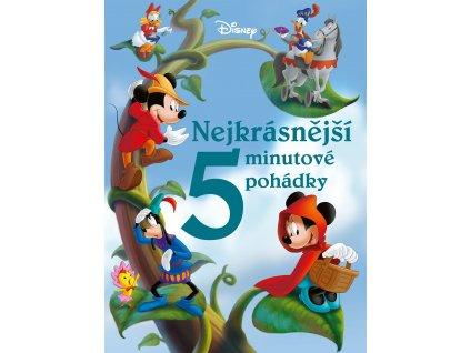 Disney - Nejkrásnější 5minutové pohádky