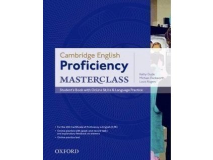 Proficiency Masterclass Third Edition Student´s Book with Online Skills