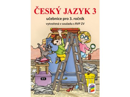 Český jazyk 3 Učebnice pro 3. ročník