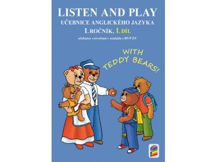 Listen and play 1. ročník 1. díl