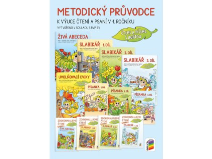 Metodický průvodce K výuce čtení a psaní v 1. roč.