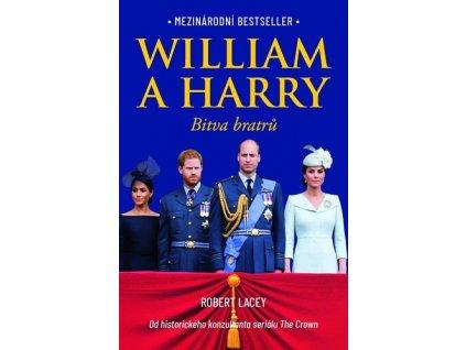 William a Harry Bitva bratrů