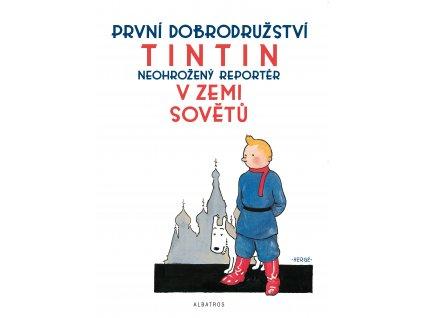 Tintin (1) - Tintin v zemi Sovětů