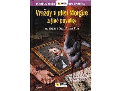 Vraždy v ulici Morgue a jiné povídky