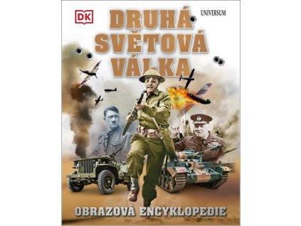 Druhá světová válka Obrazová encyklopedie