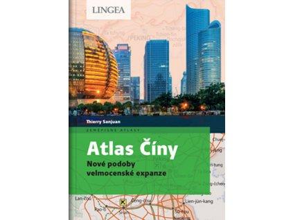Atlas Číny