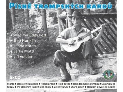 Písně trampských bardů