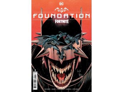 Batman/Fortnite Foundation