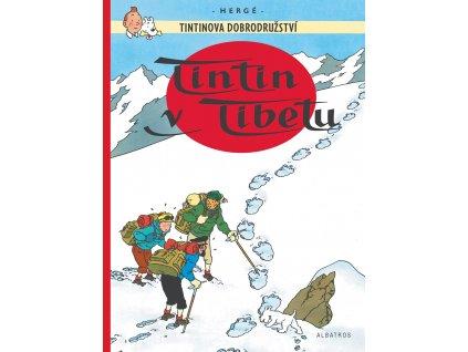Tintin (20) - Tintin v Tibetu