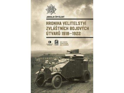 Kronika velitelství zvláštních bojových útvarů 1918-1922