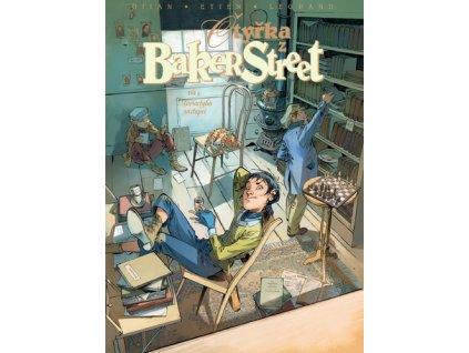 Čtyřka z Baker Street Moriartyho nástupci