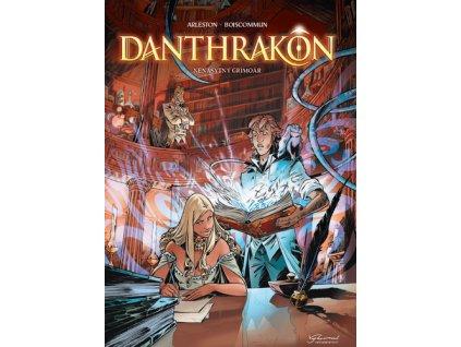 Danthrakon Nenasytný grimoár