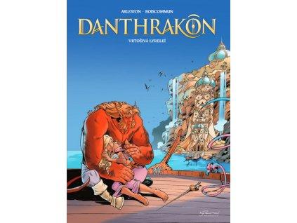 Danthrakon Vrtošivá Lyrelei