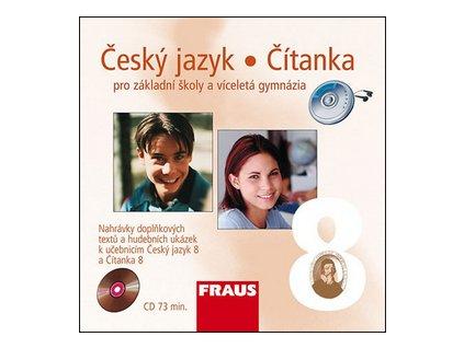 Český jazyk Čítanka 8