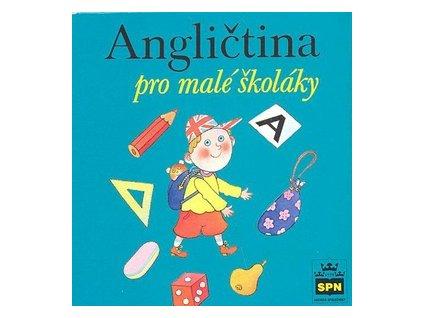 CD Angličtina pro malé školáky 2CD