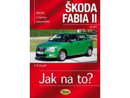 Škoda Fabia II. od 4/07
