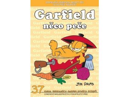 Garfield něco peče