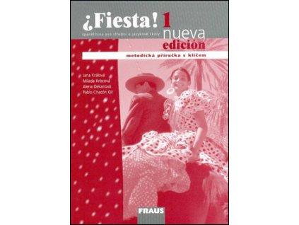 Fiesta 1 nueva Metodická příručka s klíčem