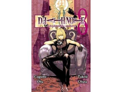 Death Note Zápisník smrti 8